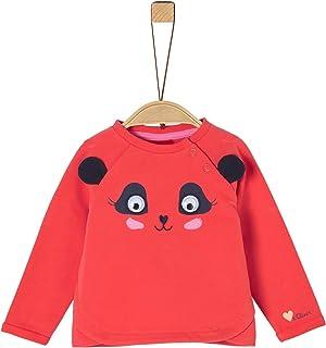 s.Oliver baby-meisjes sweater Sweatshirt langarm