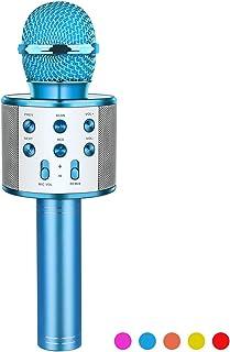 Fricon KITY Wireless Bluetooth Karaoke Microphone - Best Gifts