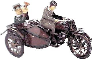 Alexander Taron Importer Tin Wind Up Motorcycle/Sidecar Collectible