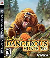 Cabela's Dangerous Hunts '09 (輸入版) - PS3