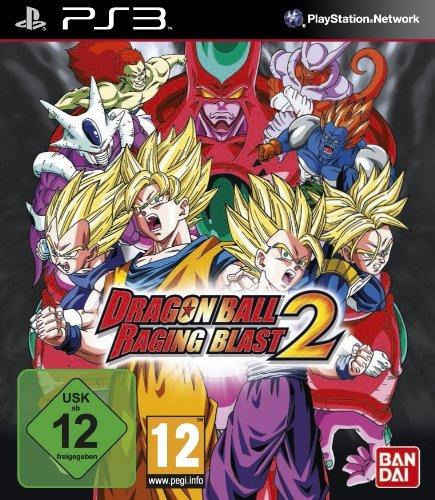 Dragon Ball : Raging Blast 2 [import allemand]