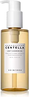 SKIN1004 Madagascar Centella Light Cleansing Oil (6.76 Fluid Ounce) Pure and light oil with fresh cleansing effect, Micellar Cleansing Hypoallergenic Use