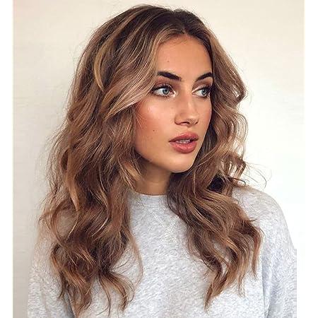 Haare schulterlang braune Braune frisuren