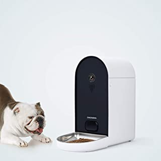 Sponsored Ad - DOGNESS Automatic WiFi Dog/Cat Smart Camera Feeder - 6.5Lbs Large Capacity App Control Food Dispenser with ...