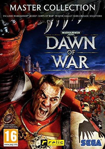 Warhammer 40K Dawn Of War Master Collection (PC DVD) - [Edizione: Regno Unito]