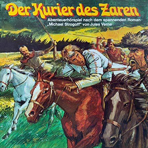 『Der Kurier des Zaren』のカバーアート