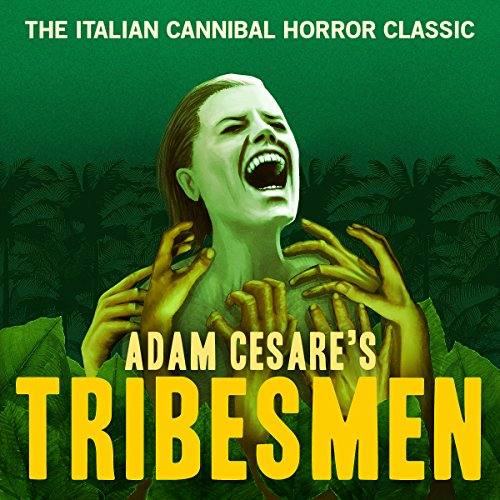 Tribesmen audiobook cover art