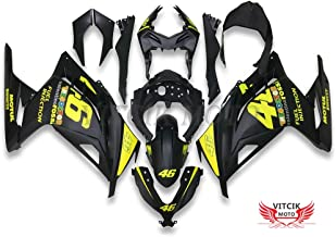 kawasaki ninja 300 aftermarket fairings