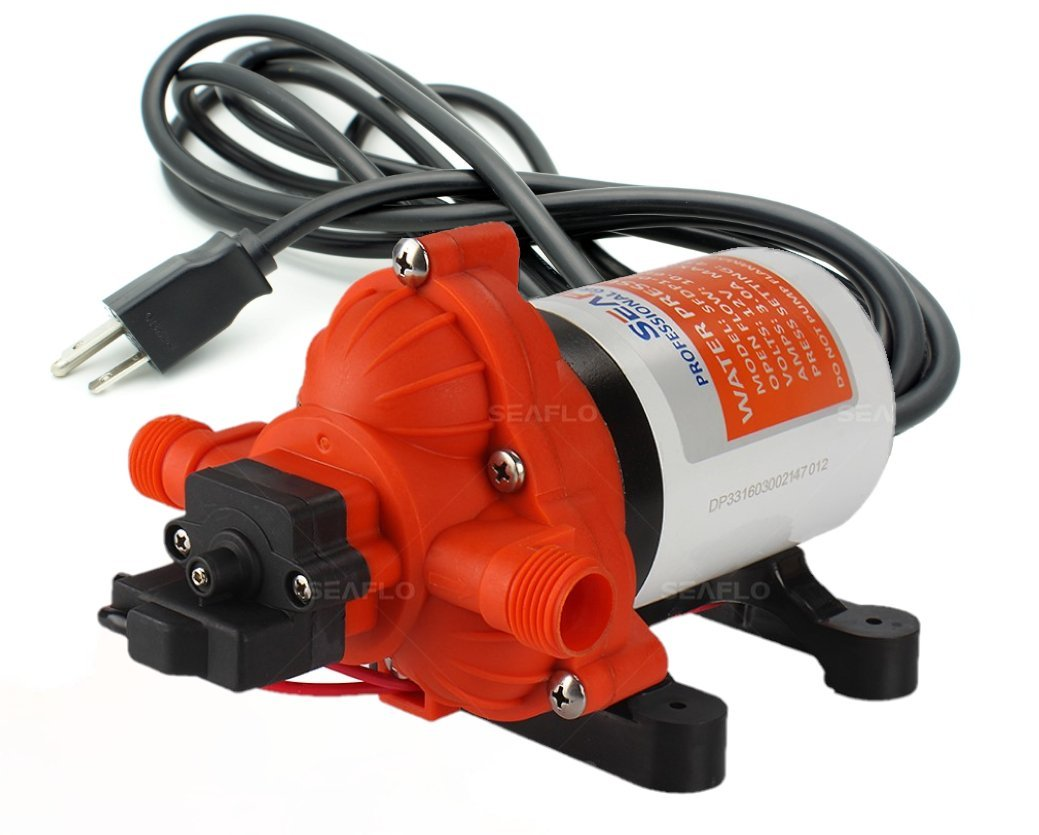 SEAFLO Industrial Water Pressure Outlet
