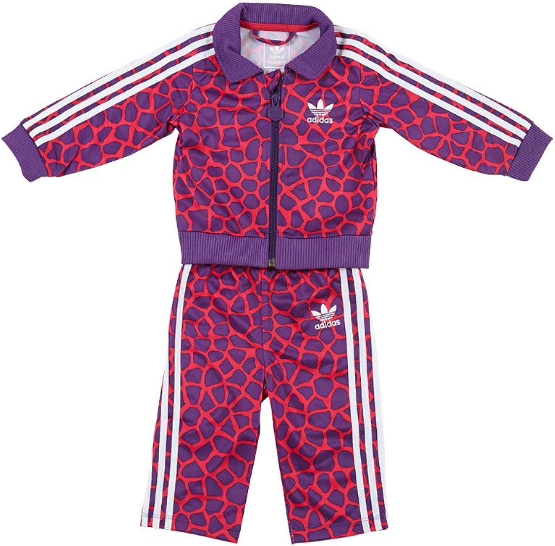 Adidas I Firebird Giraffe Jacket Infant