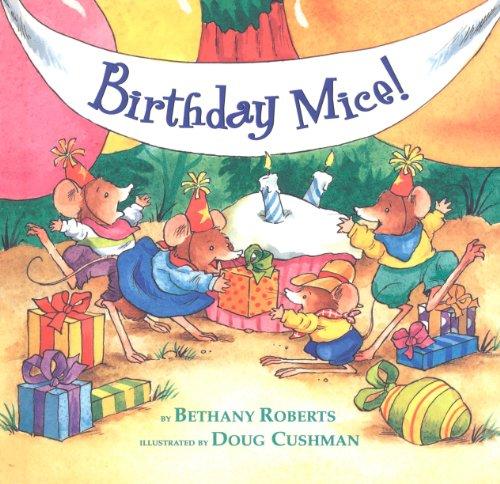 Birthday Mice! (Green Light Readers Level 1) (English Edition)