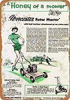 Lawn Mower ティンサイン ポスター ン サイン プレート ブリキ看板 ホーム バーために