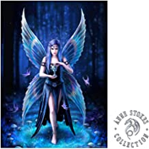 IT'S A SKIN Anne Stokes | Enchantment Wall Poster Officially Licensed Merchandise. Great Wall Art for Home Decor, Bedroom Decor, Kitchen Wall Decor, Room Decor. Fairy Mystical