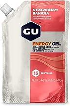 GU Energy Gel Strawberry Banana 480A g Pack of 1 Estimated Price : £ 20,00
