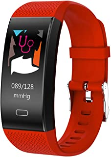 TF6 Smart Bracelet Fitness Tracker Heart Rate Monitor Color Screen IP67 Waterproof