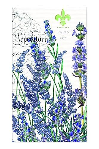 Michel Design Works Hostess Napkins, Lavender Rosemary
