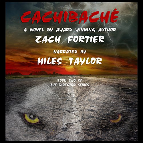 Cachibaché audiobook cover art