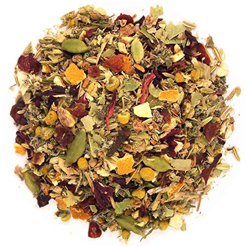 Innerlijke rust Ayurvedische thee, losse thee, biologisch, 100 gram