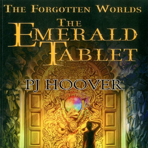 The Emerald Tablet audiobook cover art