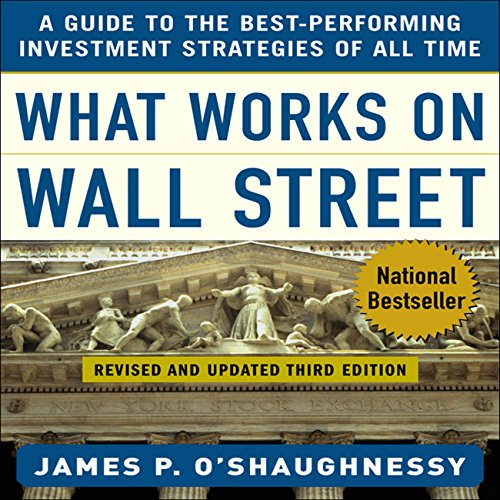 What Works on Wall Street audiobook cover art