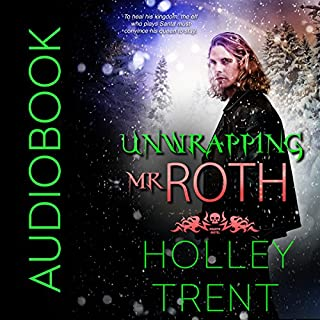 Unwrapping Mr. Roth audiobook cover art