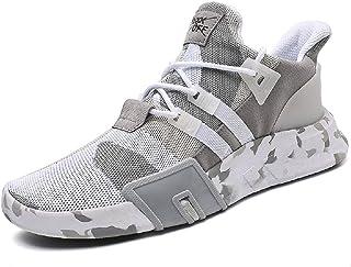 JIYE Mens Fashion Sneakers Running Shoes Lightweight...