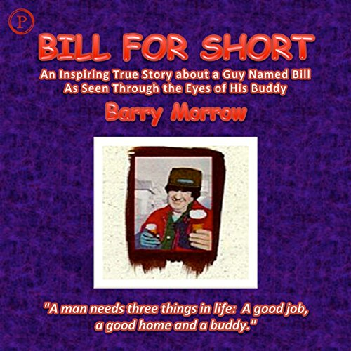 Bill for Short audiobook cover art