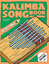 Kalimba Songbook: Irish Songs for Kalimba in C