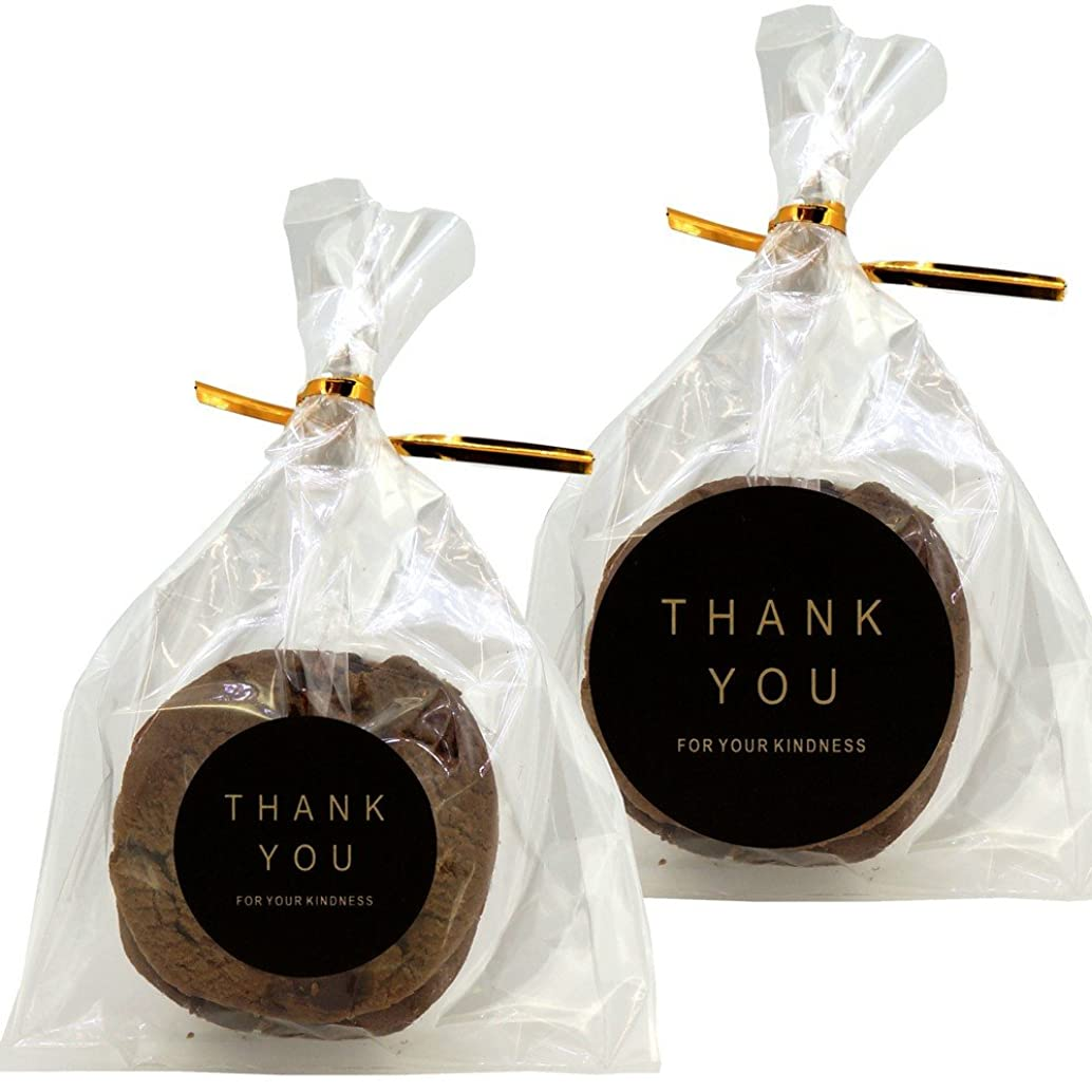 Flat Cellophane Bags with