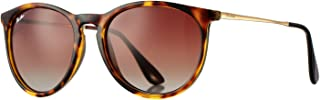 Polarized Sunglasses for Women Classic Round Style 100% UV Protection