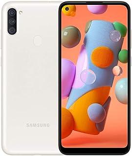 "Samsung Galaxy A11 (32GB, 2GB) 6.4"" Dual SIM GSM Unlocked, Global 4G LTE International Model (T-Mobile,AT&T,Metro,Cricket)..."