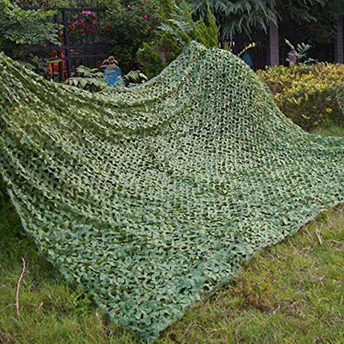 Garden Wall Decoration Camouflage Netting,camo Netting Large Vehicle Camouflage Netting Greenhouse Shading Windbreak Garden Netting Awnings For Patios Camping Army Hidden Photography Hunt Shooting Bal