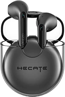 Edifier HECATE GM5 Qualcomm AptX Low Latency Gaming Earbuds- Bluetooth V5.2 Wireless Earphones with Dual-mic ENC Noise Can...