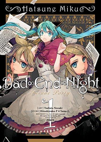 Hatsune Miku: Bad End Night Vol. 1 (Hatsune Miku: Bad End Night, 1)