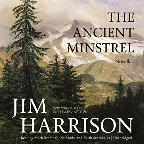 The Ancient Minstrel audiobook cover art