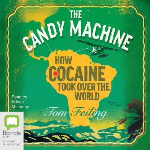 The Candy Machine audiobook cover art
