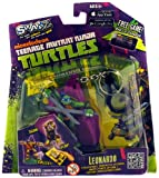 Teenage Mutant Ninja Turtles 12279 - Swappz - Leonardo City, pedina per Il Gioco App con 3 Monete Power-up