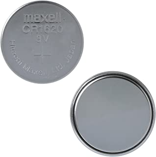 Maxell 5x CR1620 BR1620 CR 1620 3V Lithium Button Cell Battery Batteries - Official Genuine Maxell