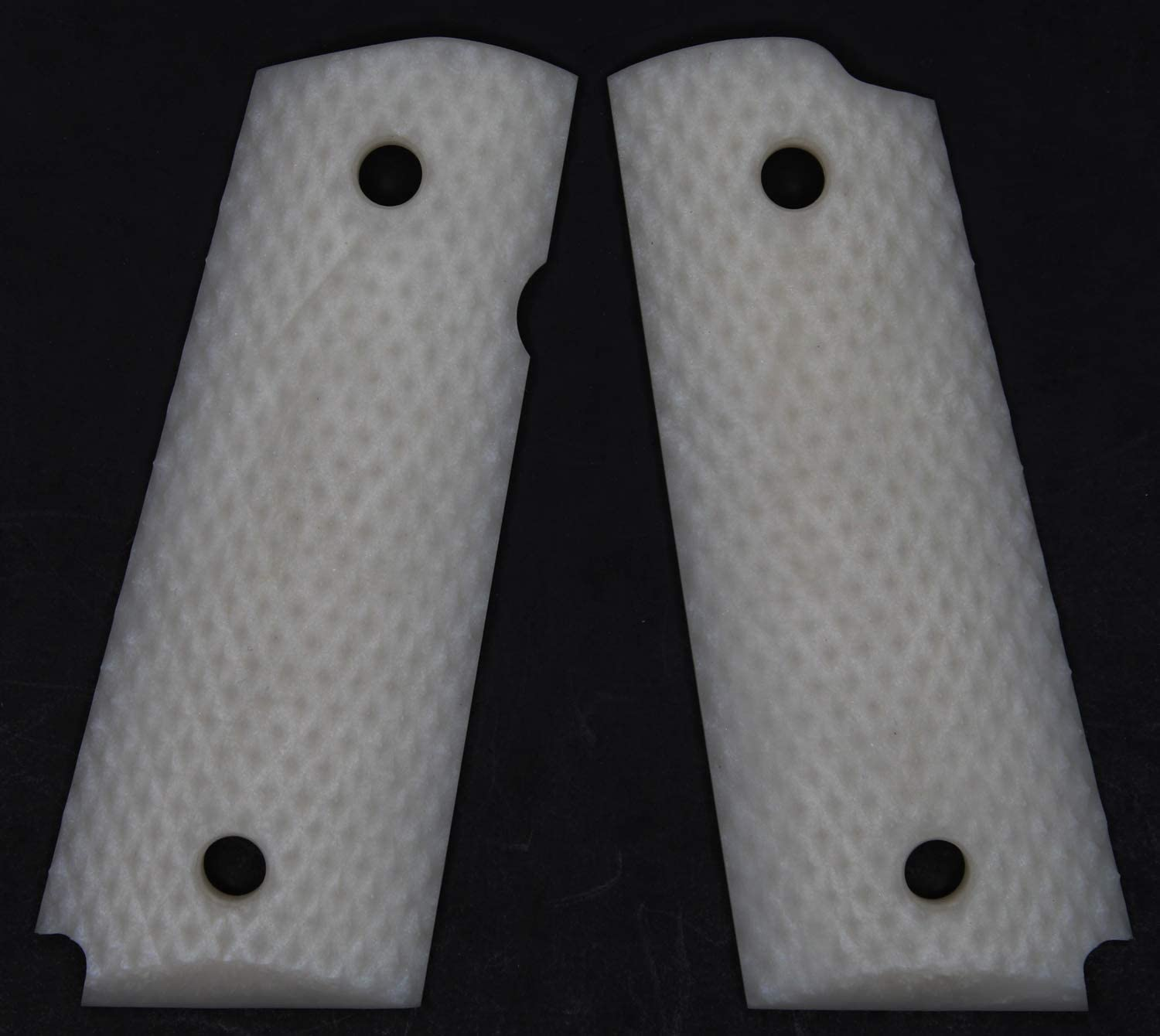 DURAGRIPS - Compact Officers 1911 Texture Tactical Grips Full Max 88% Virginia Beach Mall OFF