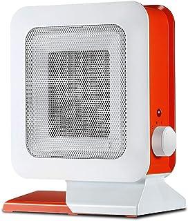 Zzq- Mini Calefactor De Aire Caliente Portatil(1400W) PTC Elemento De Cerámica Calentador De Espacio Eléctrico Protección del Sobrecalentamiento para Habitación, Oficina, Baño