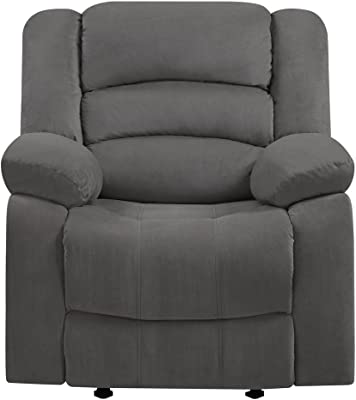 Amazon.com: Oversize Brush Microfiber Rocker and Swivel ...
