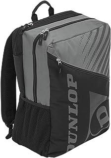Dunlop SX Club Racquet Backpack, Black/Gray