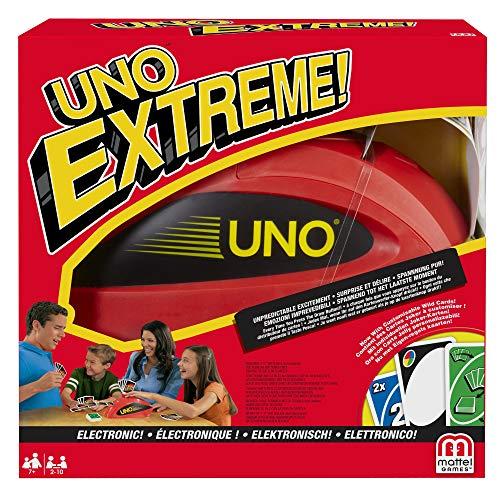 Mattel Games Uno extreme, juego de cartas (Mattel V9364) , color/model