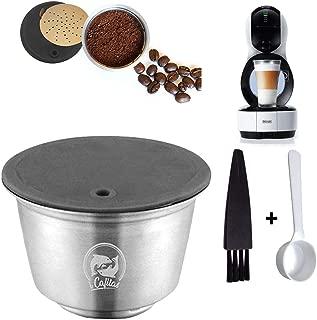 Caffè Capsule e Cialde per Nescafe Dolce Gusto Macchina Ricambio Filtri K-Cup