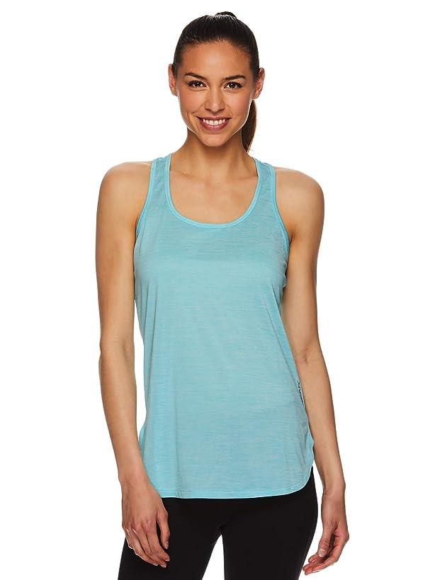 HEAD Women's Perfect Match Racerback Tank Top-Sleeveless Performance Activewear Shirt