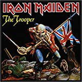 Iron Maiden The Trooper Official Patch (10cm x 10cm)