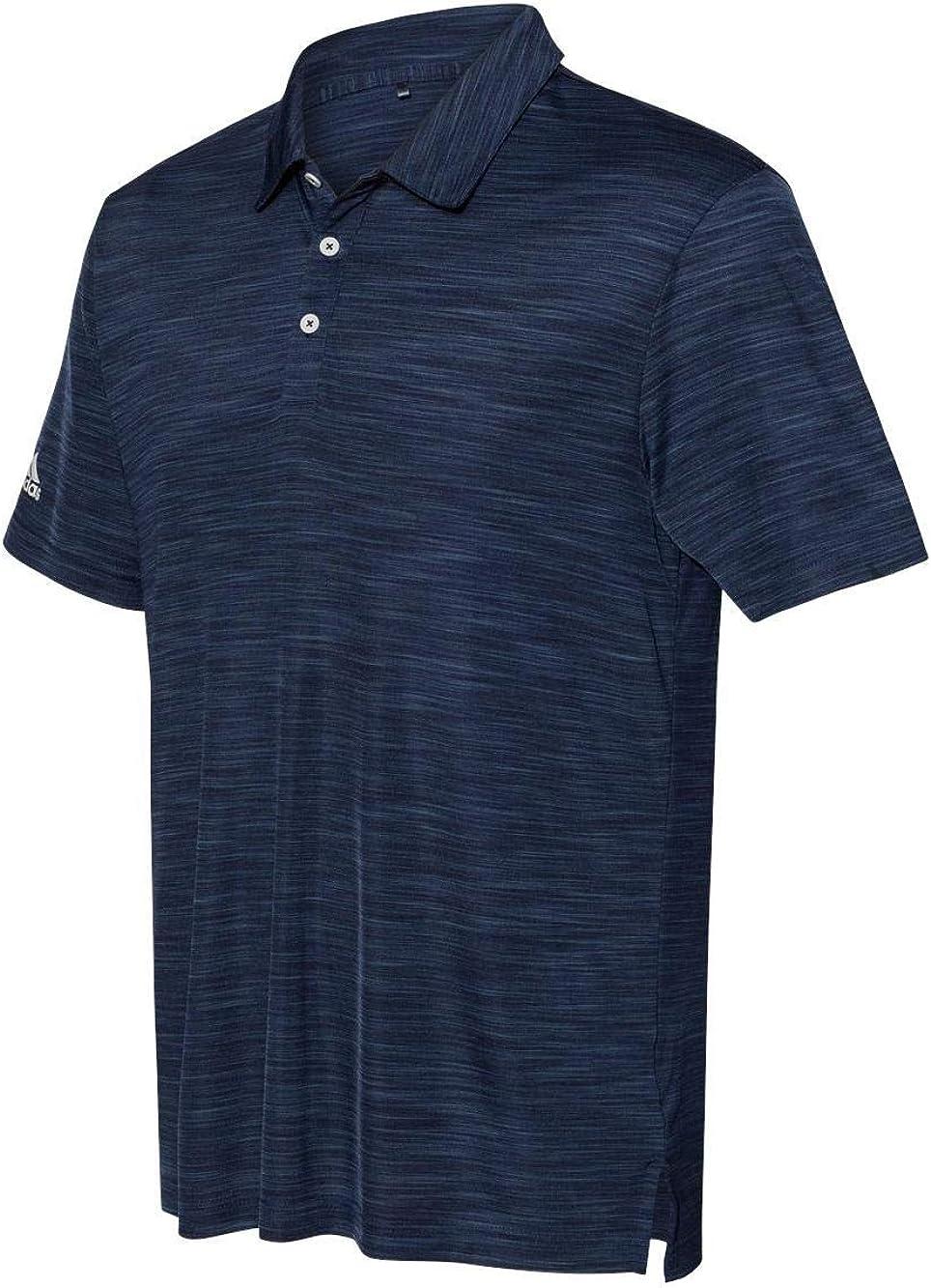 Low price adidas Mens Melange Baltimore Mall Sport Shirt -3XL -Collegiate A402