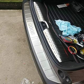 Blanc beIilan Car Porte Guards en Forme de U Joint Souple Garde Protecteur Anti-Collision Automobile Porte Flexible Anti-Collision Barres de Protection