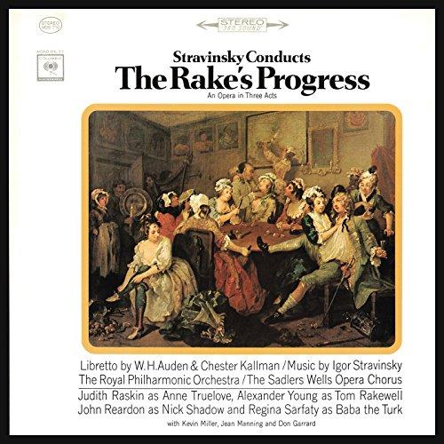 The Rake's Progress - Opera in 3 Acts: Act III, Scene 3: Lullaby: