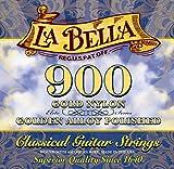 Labella L900 Elite Série Jeu de Cordes en nylon pour Guitare Classique